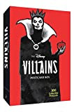Disney Postcard Box - Disney Villains: 100 Collectible Postcards