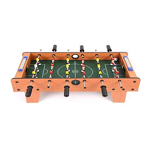 Lowest Price! CJVJKN Creative and Practical Children's Table Football, Sports Foosball Table Heavy D...