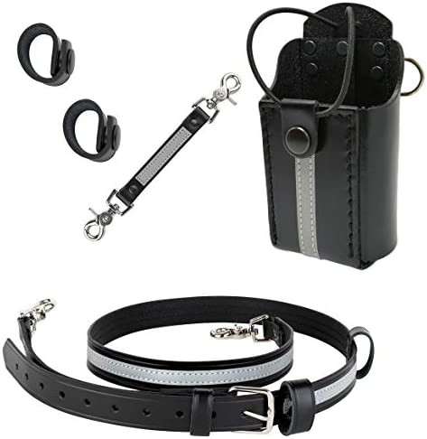 Reflective Firefighter Bundle Anti Sway Strap for Radio Strap Radio Strap Belt Firefighter s product image