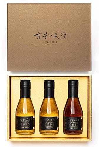 日本酒 高級 ギフト お中元 最長25年 長期熟成 「関西」 年代別 3銘柄 飲み比べ セット 夏ギフト 人気 プレゼント