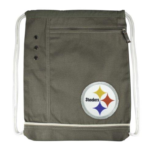 NFL Pittsburgh Steelers Old School Cinch Backpack