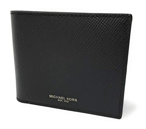 Michael Kors Men's Harrison Billfold with Passcase Wallet