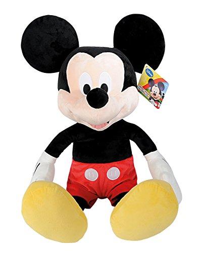 Simba Nicotoy Peluche Disney 6315878712 - Mickey Mouse, 80 cm