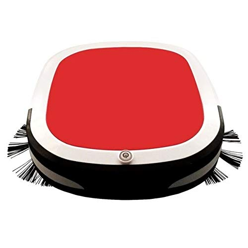 Us Red Usb Rechargeable Electric Cordless Sweeper Robot Automatic Robot Vacuum Cleaner Household Cleaning Mop The Floor Us Plug