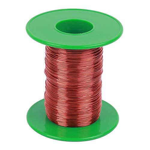 Kupferdraht, 0,35 mm QZ-2 / 130L Polyester Emaillierter Runder Kupferdraht Magnetdraht 100g 110m