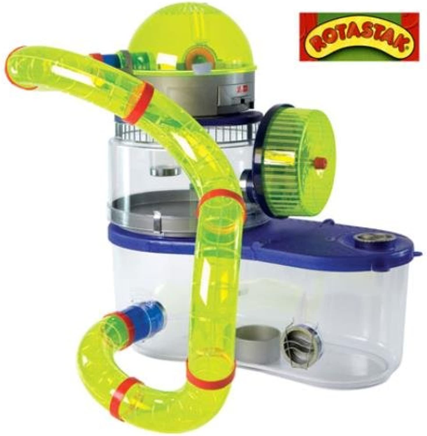 Pet Essentials redastak Space Command Cage [E100555] [Neoteric Edition]