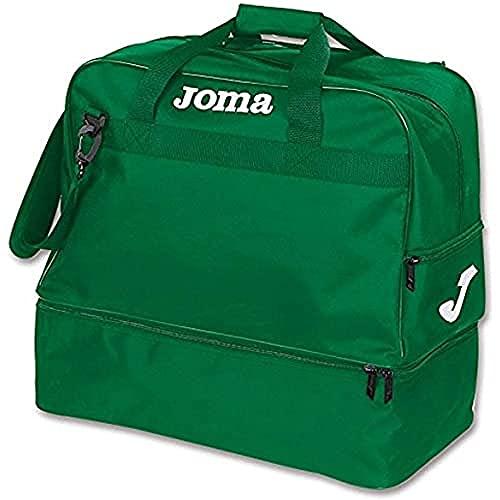 Joma Bolsa PEQUEÑA Training III Verde, Unisex Adulto, Verde-450, S
