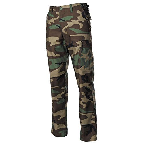 MFH US Army Pantalon BDU (Woodland/XL)