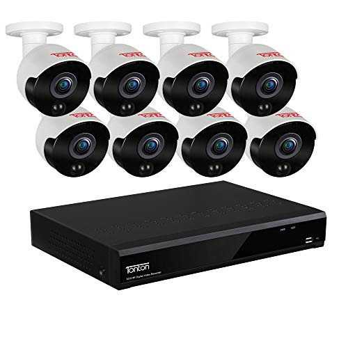 4K 5MP Home Security Camera System