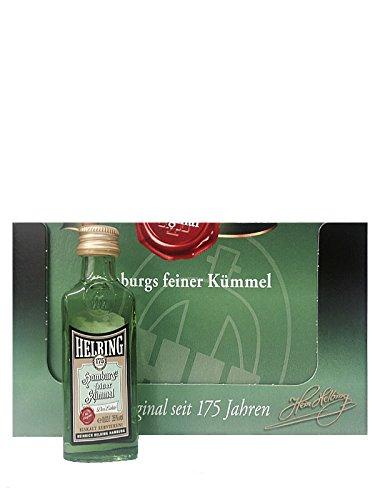 Helbing Hamburgs feiner Kümmel 25 x 0,02 Liter
