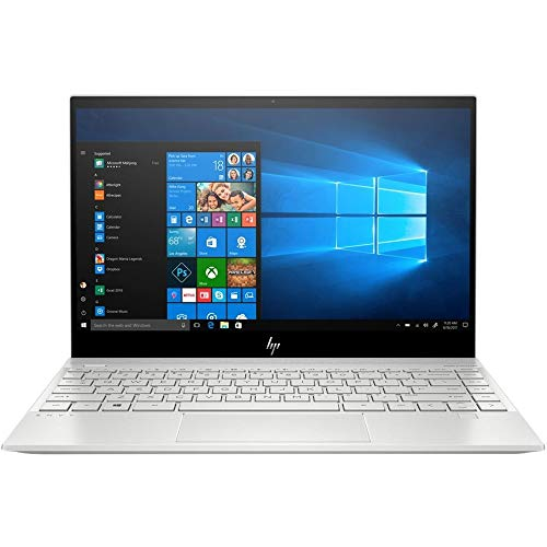 "HP Envy 13"" Thin Laptop W/ Fingerprint Reader, FHD Touchscreen, 10th Gen Intel Core i7-10510U, 8GB SDRAM, 256GB Solid State..."
