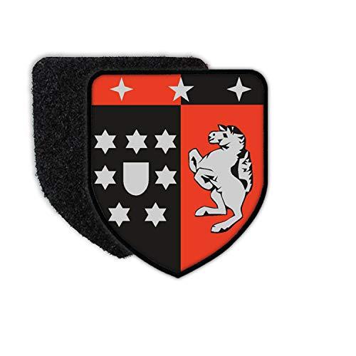 Copytec PzBtl 203 Panzerbataillon BW Bundeswehr Wappen Emblem Patch #3790