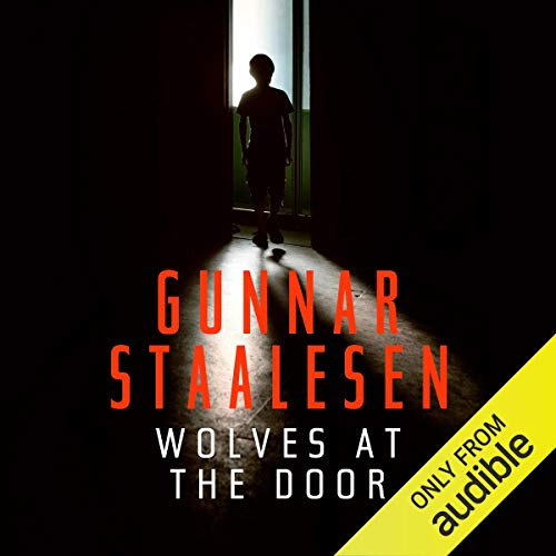 Wolves at the Door audiobook cover art