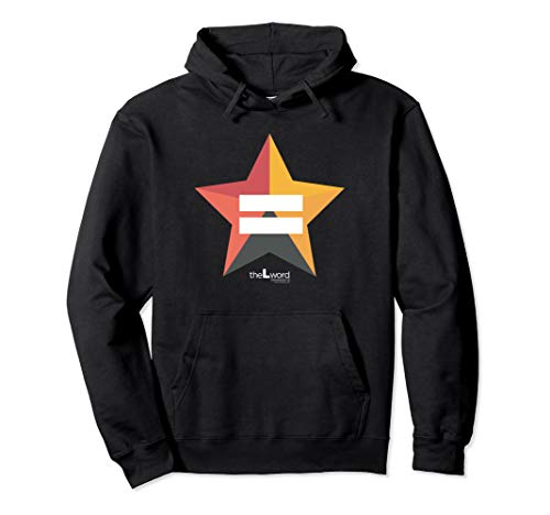 The L Word: Generation Q Bette Porter's Equality Star Pullover Hoodie