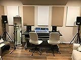 Immagine 1 pannello acustico fonoassorbente bianco acoustic