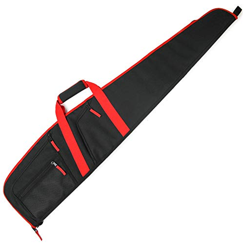 GUGULUZA Gewehrtasche Waffentasche Gepolsterte 120cm mit Trageriemen Tasche für Langwaffen Luftgewehr Gewehr Jagd