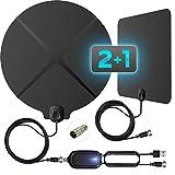Best digital antenna tv - Digital TV Antenna Indoor Amplified - Support 4K Review