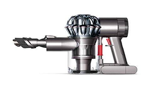 Dyson V6 Trigger Aspiradora de Mano con 2 Funciones, 100 W, 0.4 litros, 87 Decibelios, Plata