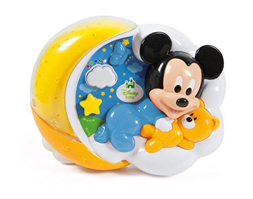 Clementoni - 17108 - Baby Mickey - Projecteur Magique Étoiles