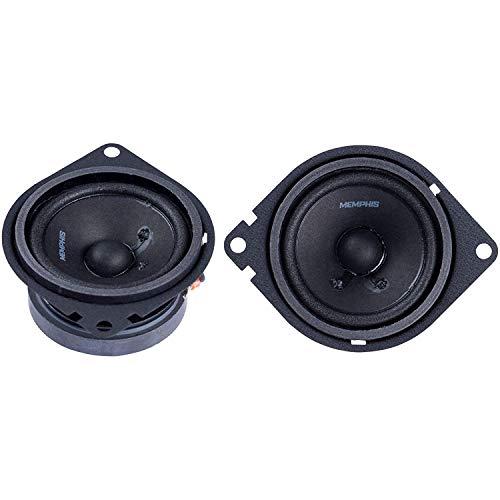Memphis Audio PRX27 Power Reference 2.75 Inch 15 Watt RMS 30 Watt Peak Power Car Audio Coaxial Speaker System