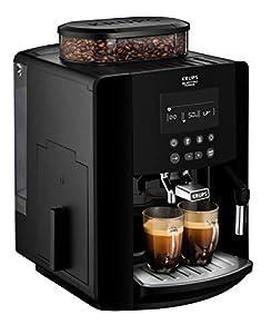 Krups Arabica Digital, Bean to Cup, Coffee Machine, Black