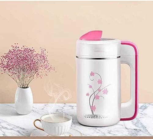 MBBJJ Mini ménage soja Lait Machine Automatisation Soyquick Jam Milk Shake Porridge Machine à moudre Le Grain Juicer (Color : A) A