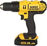 DEWALT DCD776S2 18V 13mm XR Lithium-Ion Cordless Hammer Drill/Driver with 2x1.5 Ah Batteries included rotary hammer drill May, 2021