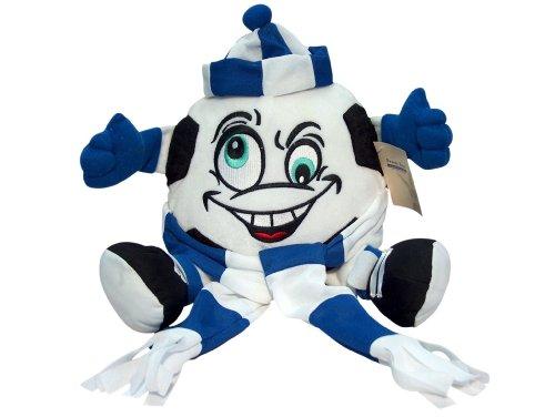 Sweety Toys 3457 Fussball Maskottchen Plüsch 40 cm Fan Artikel
