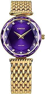 Hand-assembled in Switzerland, Ladies' bracelet watch