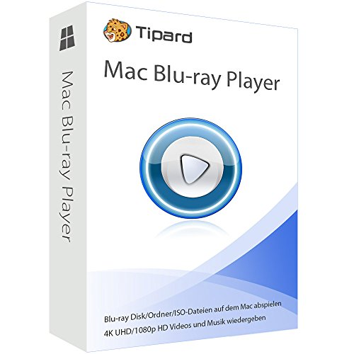 MAC Blu-Ray Player Vollversion (Product Keycard ohne Datenträger)