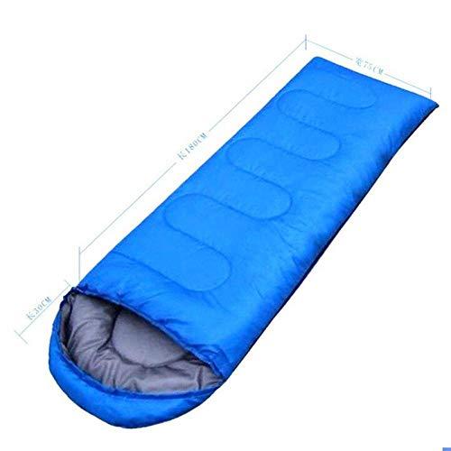 HuiHang Slaapzak, Plafond slaapzak camping, 4-seizoenen slaapzakken, buiten en binnen bruikbaar, comfort 20 ° C tot 5 ° C