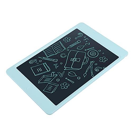 Shipenophy Pintura con Funciones de borrado Dual Tablero de Dibujo para niños Tableta LCD Azul para Escribir Listas de tareas Pendientes para Listas de Compras para recordatorio de Citas