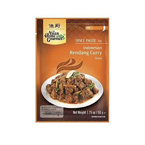 Pasta para curry indonesio Rendang - 4 raciones