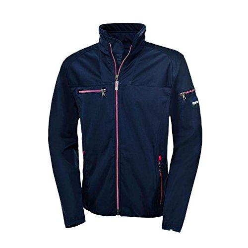Pikeur Herren-Softshell-Jacke Lazar Größe 50, Farbe darknavy