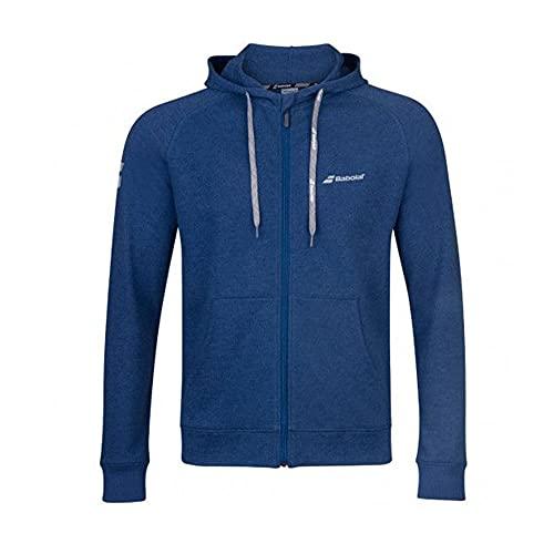 Babolat Exercise Hood Jacket Men/Estate Blue HTHR (M)