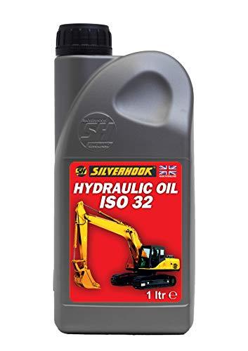 Silverhook shrh1ISO 32Aceite Hidráulico, 1litro
