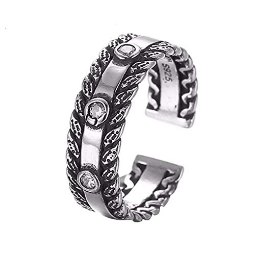 onedayday Verlobungsring Mode Frauen Party Ring Mode Vintage Schmuck Stil Fingerring