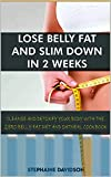 LOSE BELLY FAT AND SLIM DOWN IN 2 WEEKS: Cleanse and detoxify your body with the ZERO BELLY-FAT DIET and OATMEAL COOKBOOK (English Edition)