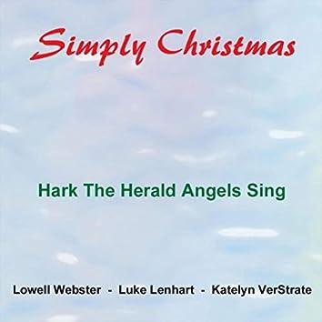 Hark the Herald Angels Sing (feat. Luke Lenhart & Katelyn Verstrate)