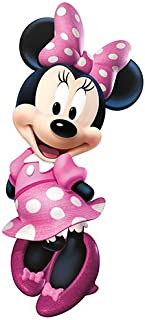 RoomMates Minnie Bow-Tique Peel and Stick Giant Wall Decal - RMK2008GM