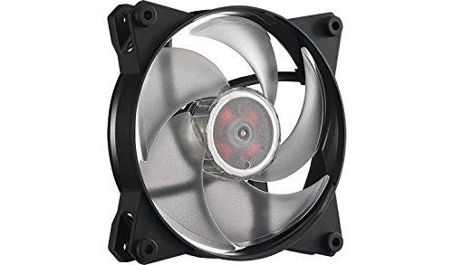Cooler Master MasterFan Pro 120 AP RGB Kit PC Gehäuse Zubehörteil 'MasterAccessory RGB Fan Controller, 3x MasterFan Pro 120 AP Lüfter, Hohe Mainboard-Kompatibilität' MFY-P2DC-153PC-R1