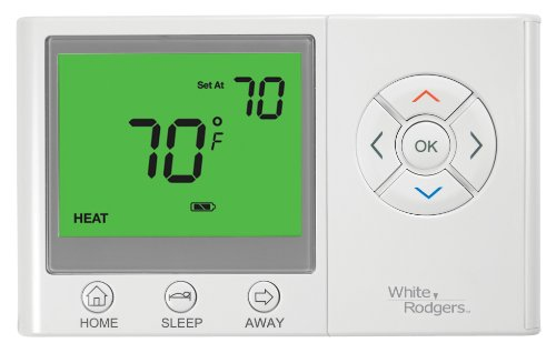 Emerson UNP300 Non-Programmable Thermostat with Home/Sleep/Away Presets