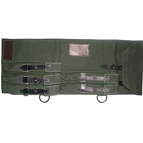 warreplica WWII Alemán MP 40 / MP40 subfusil Lona y Estuche de Cuero, MP40 Schmeisser