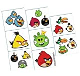 Angry Birds 'Space' Temporary Tattoos (1 sheet)