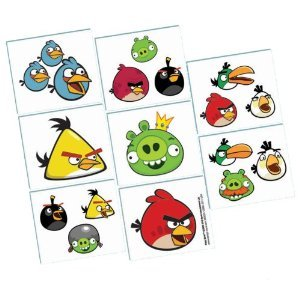 Best angry birds tattoos Reviews
