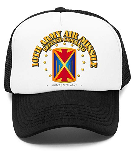 Vendax 10th Army Air And Missile Defense Command - 10th Army Air And Missile Defense Command Bambini Cappelini da Baseball Rapper cap