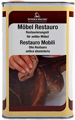 500ml Möbel Restauro Öl Restaurierungsöl Pflegemittel Mahagoni