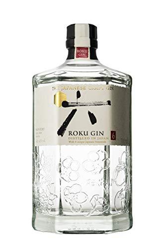 Roku Gin Japonesa - 700 ml