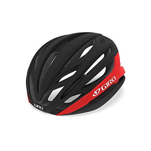 Giro Syntax Casco de Carretera, Unisex Adulto