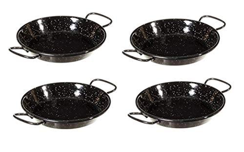 "Mini Paella pan/Tapas Dish 4.75"""